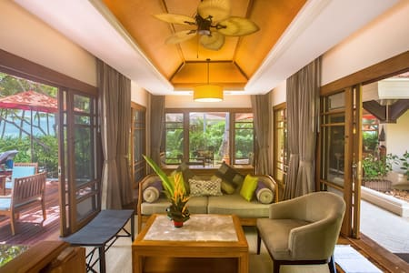 Presidential Suite-2 BR with Pool - Villa
