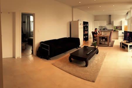 Beautiful modern apartment room in city centre. - Antwerpen - Apartment