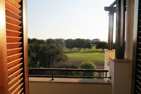 Cosy apartment for Golf fans in Aphrodite Hills - Kouklia - Apartment
