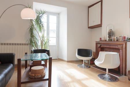 Logement d'architecte sur 4 niveaux - Saint-Lizier - Hus