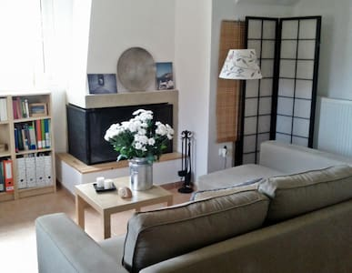 Sounio Holiday Apartment - Charakas - Leilighet