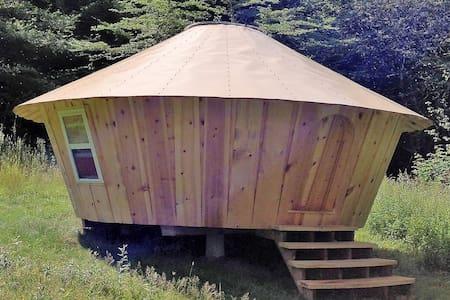 Rustic Yurt - Turshlaga - Circleville