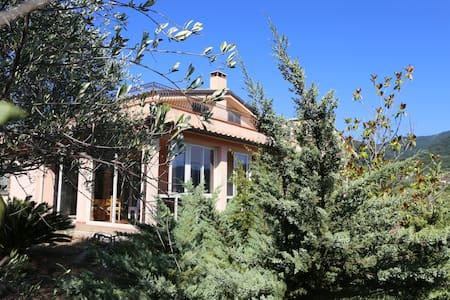 Villa con piscina nel Parco Nazionale del Cilento1 - Lägenhet