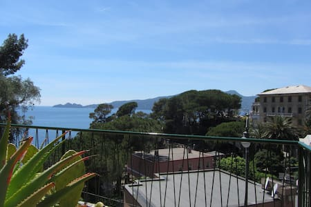 Apartment with terrace and panoramic view - Apartamento