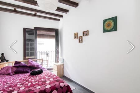 Private room in the heart of BCN - Barcelona - Wohnung
