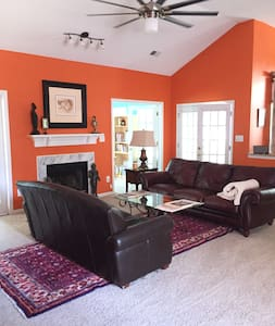 Quiet, affordable residence in South Charlotte - Casa