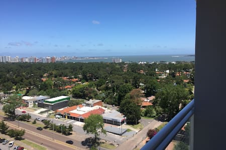 Brand new flat / great view