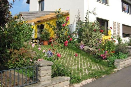 Ferienwohnung Weitblick - Bad Hersfeld - Apartament