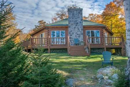 Ricky Craven's Lodge on Moosehead Lake - Greenville - Maison