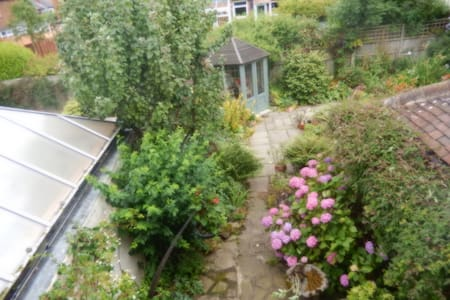 Garden facing large room in a traditional Semi? - Whitley Bay - House