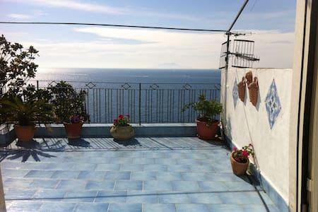 Romantico panorama sul mare - Massa Lubrense - Villa
