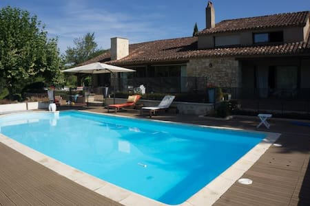 Beautiful Villa in south west of France - Luzech