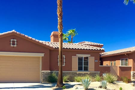 Luxury Casita with queen bed/bath and pool access - Cathedral City - Casa