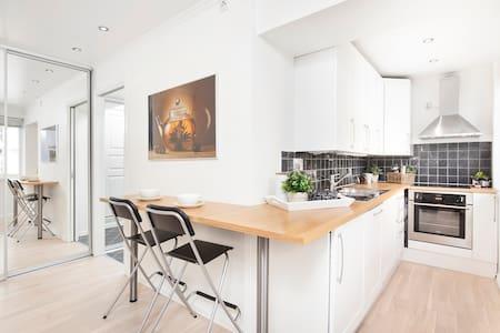 Modern, central apartment, Bergen City - Bergen - Condominium