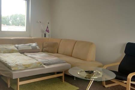 Zentrale + schöne DG WG! - Chemnitz - Apartamento