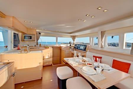Catamaran Lagoon 450 - Venedig - Boot