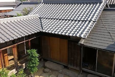 nearKIX(30min)100years old house - Kaizuka-city  - Maison