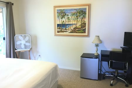 Private suite in the heart of Kona - Kailua-Kona - Apartment