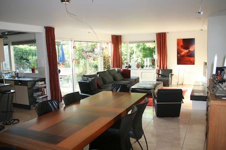 Luxury home near Amsterdam & Airport - Badhoevedorp