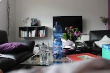 Schönes freundliches Zimmer in ruhiger Lage