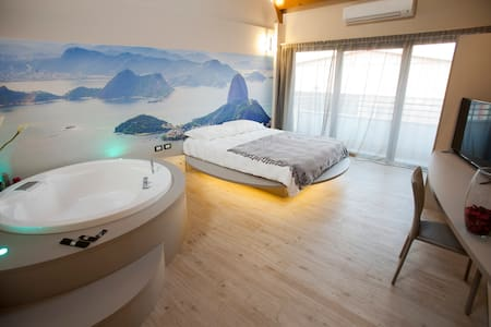 Suite Matrimoniale Rio de Janeiro - Milan - Bed & Breakfast