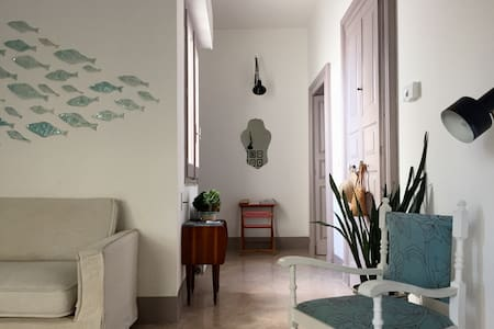 charming apartment near Gallipoli - Leilighet