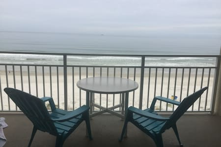 Ocean Front 2/2 Condo @ Ponce Inlet - Ponce Inlet