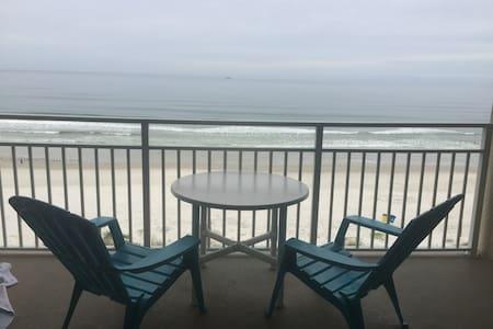 Ocean Front 2/2 Condo @ Ponce Inlet - Condominium