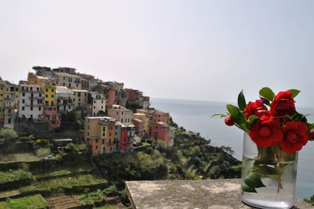 Amazing view  up 5 Terre-Corniglia - Corniglia - Andere