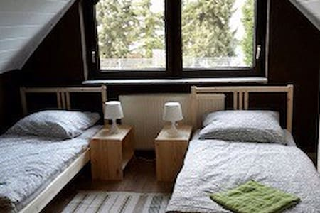 Tolles Privatzimmer - House
