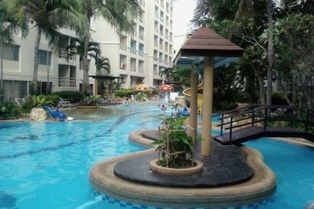 Hua Hin – Hin Nam Sai Suay Condominium - Hua Hin - Daire