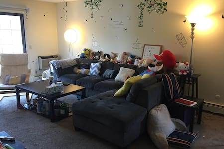 One room makes you like RI - East Providence - Departamento