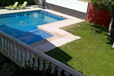 Villa privada cerca de Madrid.