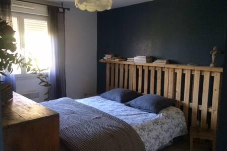 Chambre tout confort pour 2 personnes - Huoneisto