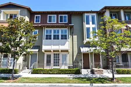 Private Br/Ba Near Disneyland, Newport Beach - Tustin - Rivitalo