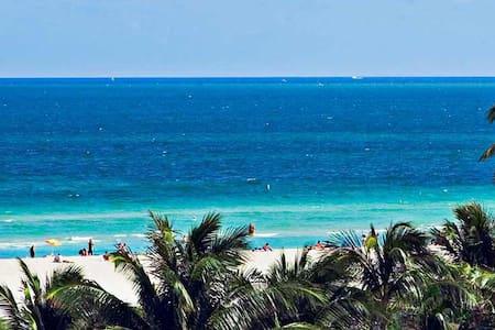 Beautiful Miami!!! - Miami Beach - Apartment