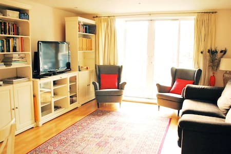 Amazing, sunny, spacious room with balcony. - Londres