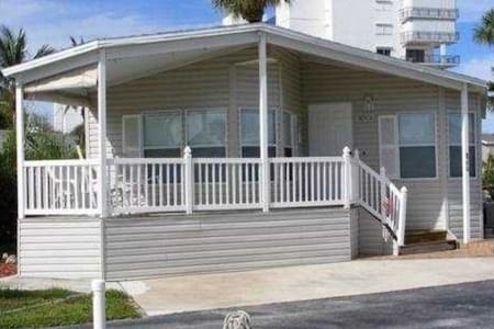 Private Mobile Home at The Beach - Fort Pierce