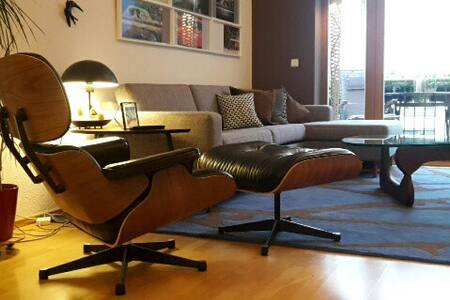 Superb, central and modern room in Mitte! - Apartment