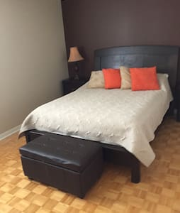 Comfy 4 1/2 Apartment - Appartement en résidence