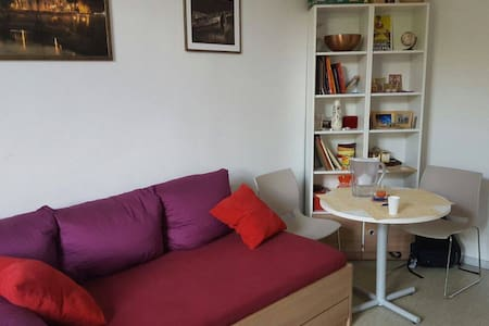 Cozy room in student accommodation - Berliini - Makuusali