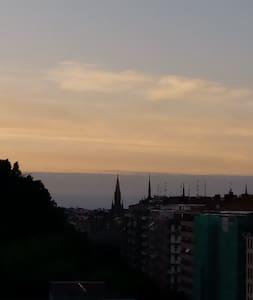 Apartamento ático con terraza y vistas SS-235-16 - Donostia - Apartamento