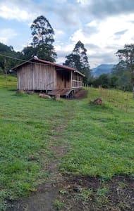 Cabaña familiar Albores para 1 persona - Salento - Blockhütte
