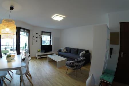 Nice Apartment near Festspielhaus and city center - Huoneisto