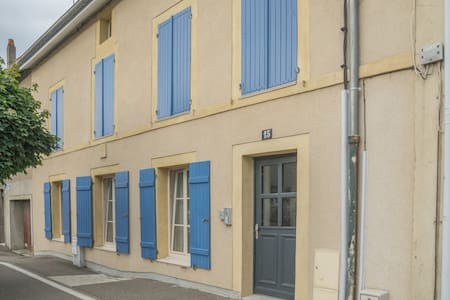 Appartement  type F3 à Pont-à-Mousson - Pont-à-Mousson - Apartment