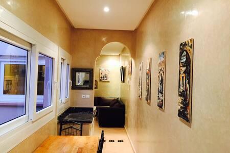 Résidence Europa, appartement 2 - Apartment