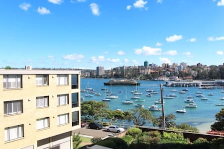 Manly, 1 br, balcony, WATERVIEW - Manly - Lejlighed