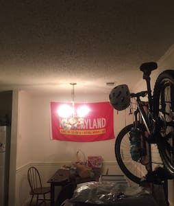 One bedroom apt on i95 and 64 - 落基山(Rocky Mount)