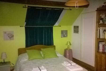 Chambre à Boisset (27120) - Boisset-les-Prévanches
