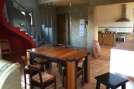 Centro de la comarca del Salnés, Barrantes - Appartement